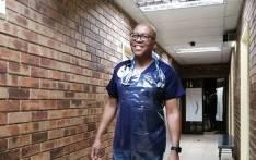 Gauteng Health MEC Bandile Masuku. Picture: @bandilemasuku/Twitter