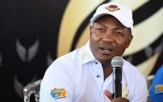 FILE: In this file photo taken on 10 November 2018 former West Indies cricketer and golfer Brian Lara addresses a press conference during the fourth edition of the Krishnapatnam Port Golden Eagles Golf Championship at Boulder Hills in Hyderabad. Picture: AFP