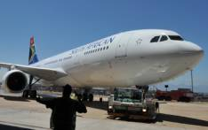 FILE: On Tuesday, SAA announced that it would cancel nearly all of its international and local flights over the next few days. Picture: GCIS.
