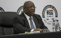 FILE: Deputy Chief Justice Zondo during the first public hearing on state capture allegations in Johannesburg. Picture: AFP