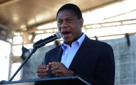 FILE: The ANC's treasurer general Paul Mashatile. Picture: GCIS.