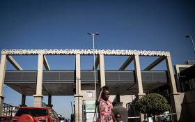 FILE: Chris Hani Baragwanath Academic Hospital. Picture: Sethembiso Zulu/EWN.
