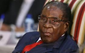 Robert Mugabe. Picture: AFP