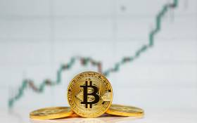 At about 1500 GMT, the digital currency slid 12.57% to $47,946, while rival ethereum declined 15% to $1,539. Picture: parilovv/123rf.com