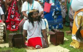 The late sangoma Anele Hoyana. Picture: Anele Hoyana/Facebook