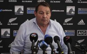 FILE: All Blacks coach Steve Hansen. Picture: Cindy Archillies/EWN