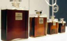 FILE: Four bottles of Chanel No. 5 perfume. Picture: AFP