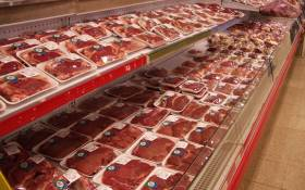 FILE: Meat on display inside a store. Picture: pixabay.com