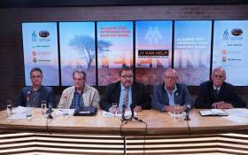 AfriForum, together with the Transvaal Agricultural Union of South Africa and Agri Limpopo announced in Centurion on Monday they would support Akkerland in its legal battle against the government. Picture: @monique_taute/Twitter