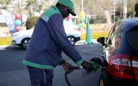 Petrol station. Picture: EWN