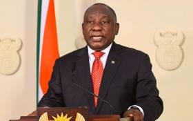 FILE: President Cyril Ramaphosa. Picture: GCIS.