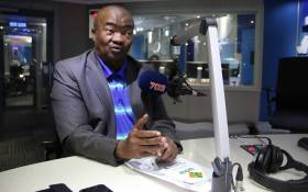 UDM leader Bantu Holomisa. Picture: 702.