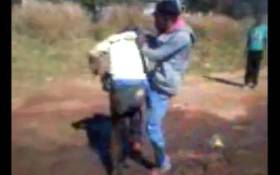 FILE: A video has appeared of an alleged mob justice attack in Mpumalanga. Picture: EWN