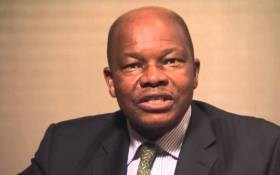 A screengrab of businessman Reuel Khoza.