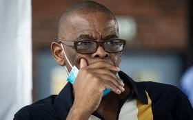 FILE: ANC secretary-general Ace Magashule on the Day of Reconciliation 2020 attended the 'Young Boys' Dialogue' in his hometown of Parys, Free State, that focused on gender-based violence. Picture: Boikhutso Ntsoko/Eyewitness News.