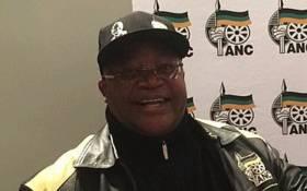 Former ANC Limpopo treasurer Danny Msiza. Picture: @ANCLimpopo/Twitter