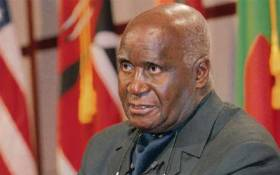 FILE: Zambia's former President Kenneth Kaunda. Picture: Kennethkaunda.org