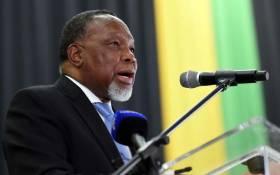 FILE: Former president Kgalema Motlanthe. Picture: Dirco