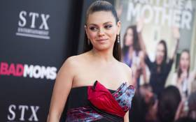 FILE: Actress Mila Kunis. Picture: AFP.