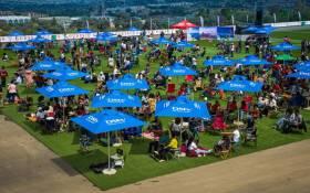 DStv Delicious Festival goers. Picture: DStv Delicious website.
