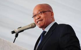 Former president Jacob Zuma. Picture: GCIS