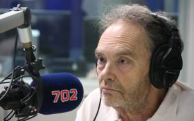 Independent investment analyst Chris Gilmour. Picture: Talk Radio 702