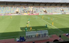 Black Leopards and Bloemfontein Celtic play in their Absa Premiership match at the Petrus Molemela Stadium on 3 February 2019 Picture: @lidodaduvha/Twitter