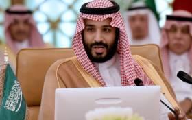 FILE: Saudi Arabia's Crown Prince Mohammed bin Salman. Picture: AFP