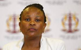 Public Protector Busisiwe Mkhwebane. Picture: @PublicProtector/Twitter