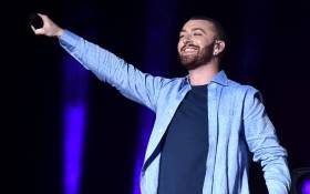 FILE: Sam Smith performs onstage during the Disclosure show on day 2 of the 2016 Coachella Valley Music & Arts Festival Weekend 1 at the Empire Polo Club on 16 April 2016 in Indio, California. Picture: Getty Images for Coachella/AFP.