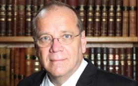High Court Judge Willem van der Linde. Picture: www.group621.com