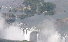 The Victoria Falls in Zimbabwe. Picture: Twitter/@VictoriaFalls1.