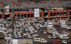 FILE: Bree taxi rank in Johannesburg. Picture: EWN