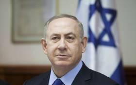 Israeli Prime Minister Benjamin Netanyahu. Picture: AFP.