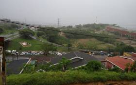 The Umlazi area has also been affected by the storm in KwaZulu-Natal on 10 October 2017. Picture: @prosperityngubo.