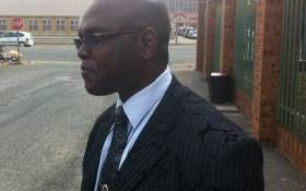 Former Crime Intelligence head Richard Mdluli appeared at the Boksburg Magistrates Court on 24 June 2011. Picture: Barry Bateman/EWN