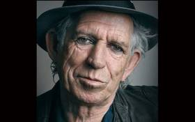 Rolling Stones guitarist Keith Richards. Picture: @officialKeef/Twitter