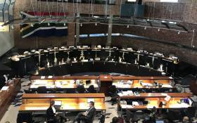 FILE: The Constitutional Court. Picture: Clement Manyathela/EWN