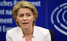 FILE: European Commission president Ursula von der Leyen. Picture: AFP.