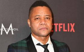 Cuba Gooding Jr. in January 2017 in Beverly Hills. Picture: AFP