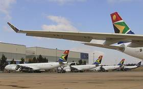 FILE: They said SAA flights would remain grounded until it was clear what the move to level 3 lockdown meant for domestic air travel. Picture: EWN.