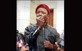 Xolani Jack. Picture: @AndiswaMadikazi/Twitter.