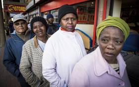 FILE: The Black Sash called on the Sassa to bring back pay points, particularly in rural areas, as the cost of accessing grants has increased for all social grant beneficiaries. Picture: Thomas Holder/EWN.
