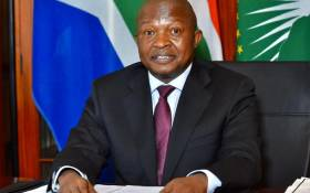 On Thursday 3 September 2020, Deputy President David Mabuza took questions in the national council of provinces, his first appearance in Parliament after a lengthy bout of ill-health. Picture: @DDMabuza/Twitter