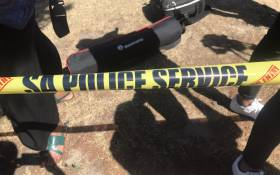 Eight people have been shot while attending a birthday party in Mandalay, Mitchell's Plain. Picture: Eyewitness News/Lizelle Persens