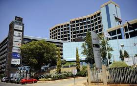 FILE: The SABC headquarters in Johannesburg. Picture: Supplied
