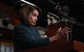 FILE: US Speaker of the House Nancy Pelosi. Picture: AFP