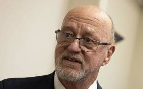 FILE: Derek Hanekom pictured at the Durban High Court on 23 August 2019. Picture: Xanderleigh Dookey/EWN.