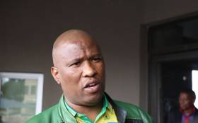 FILE: ANC Eastern Cape Chairperson Oscar Mabuyane. Picture: @ANCECape/Twitter.