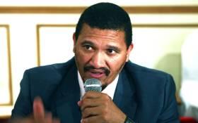 Western Cape ANC leader Marius Fransman. Picture: AFP.